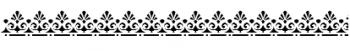 Storch Schablone (einschlägig) 25 19 09 Historismus