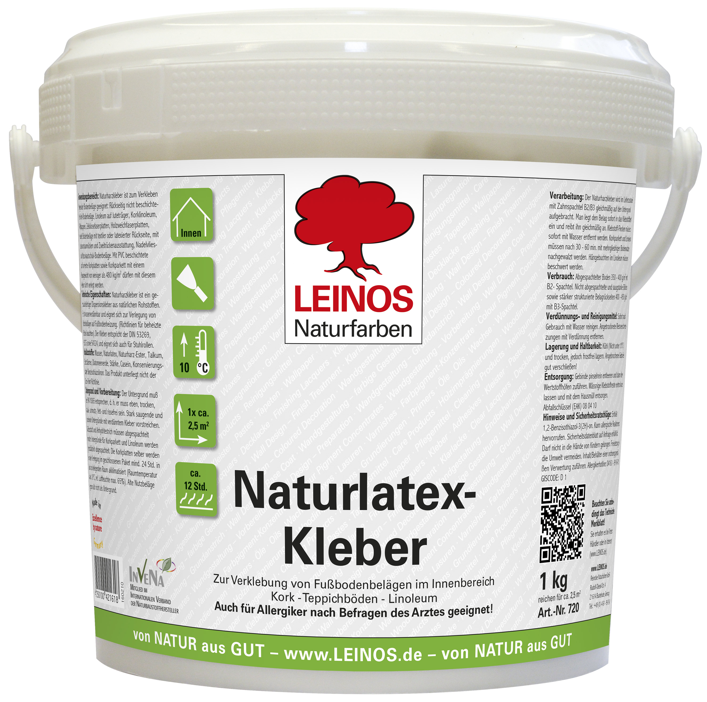 Leinos Naturlatex-Kleber