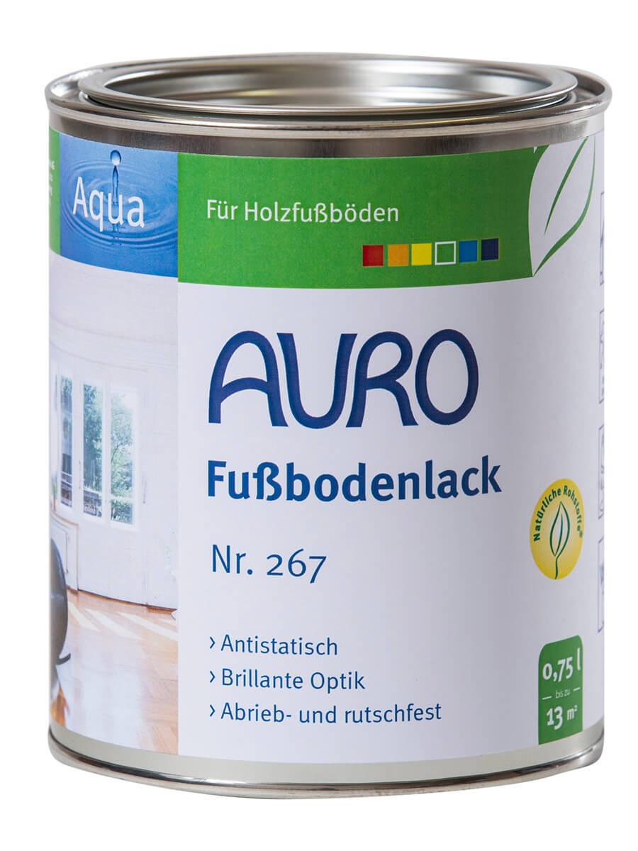 AURO Fußbodenlack