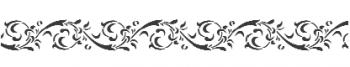 Storch Schablone (einschlägig) 25 17 03 Nostalgisch