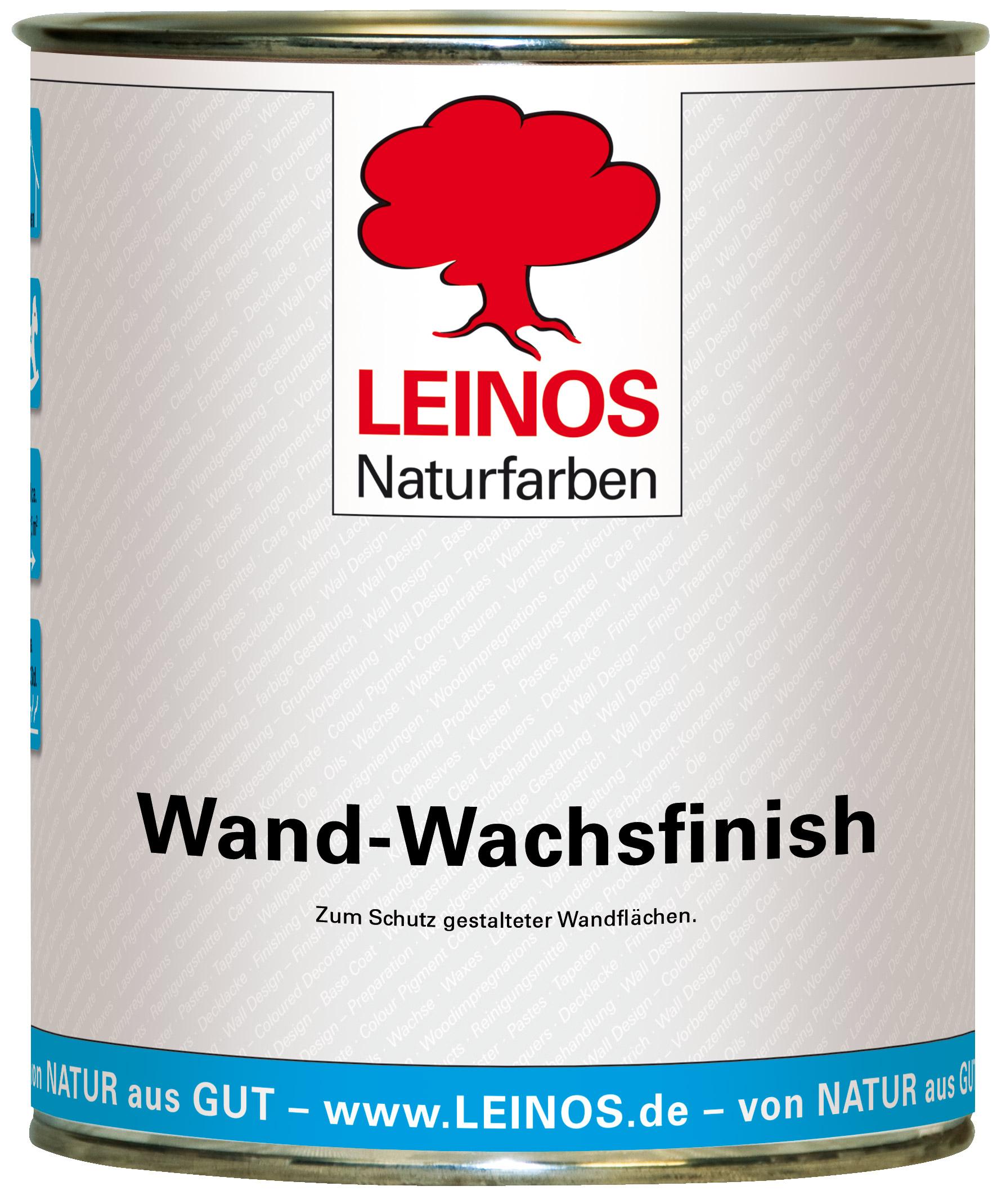 Leinos Wand-Wachsfinish