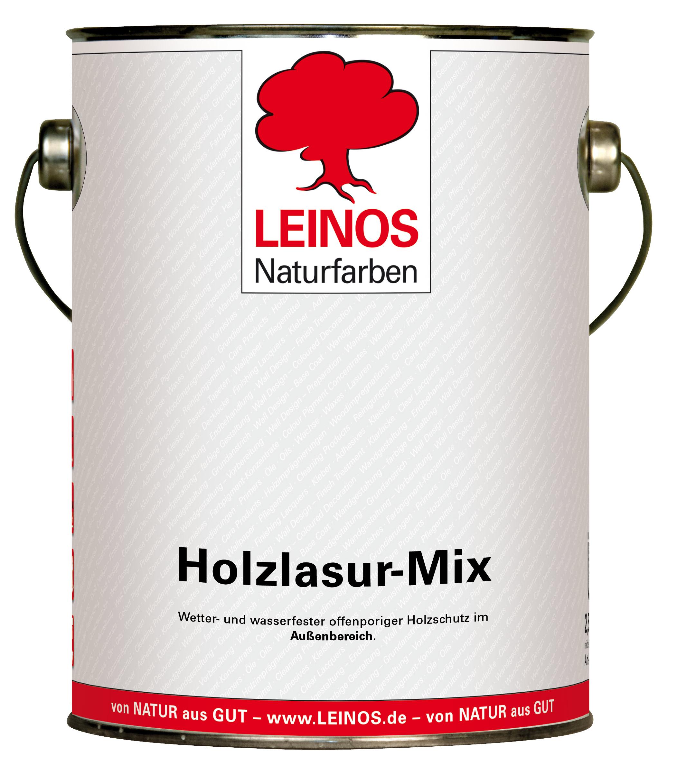 Leinos Holzlasur-Mix ° innen
