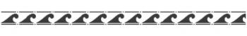 Storch Schablone (einschlägig) 25 14 01 Antik