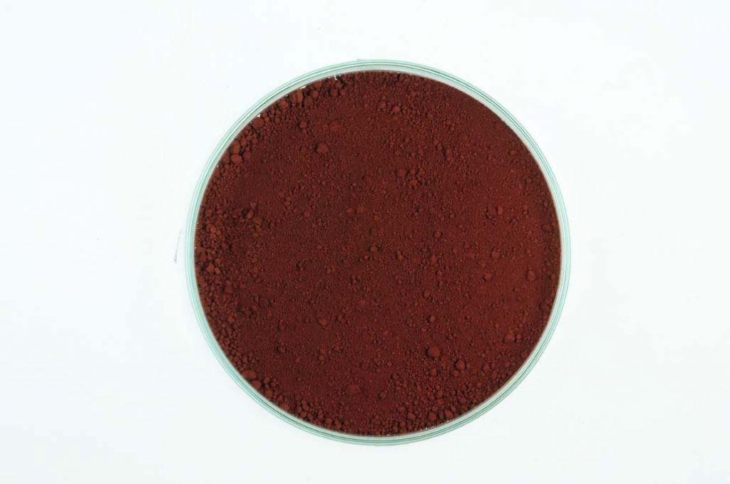 Kremer Erde Pigmente ° Eisenoxidbraun 640, mittel