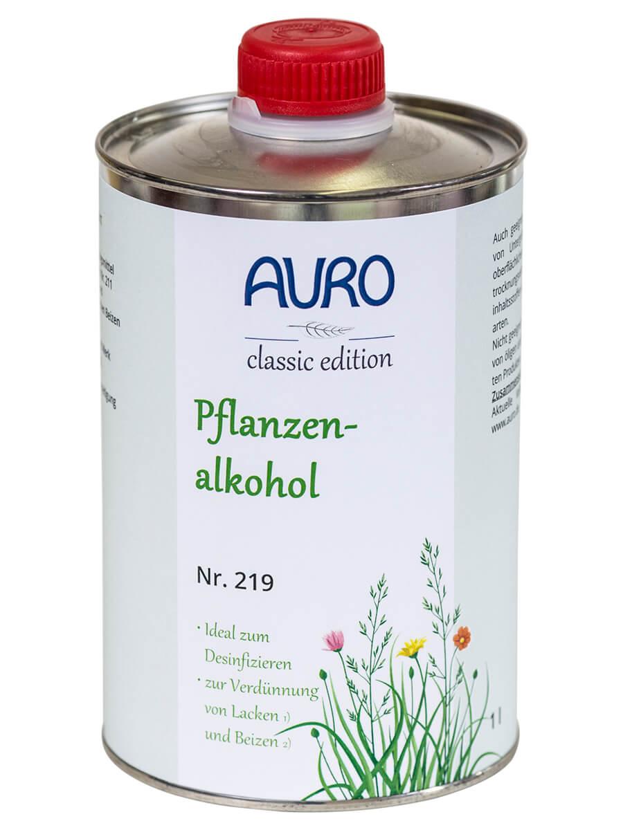 AURO Pflanzenalkohol