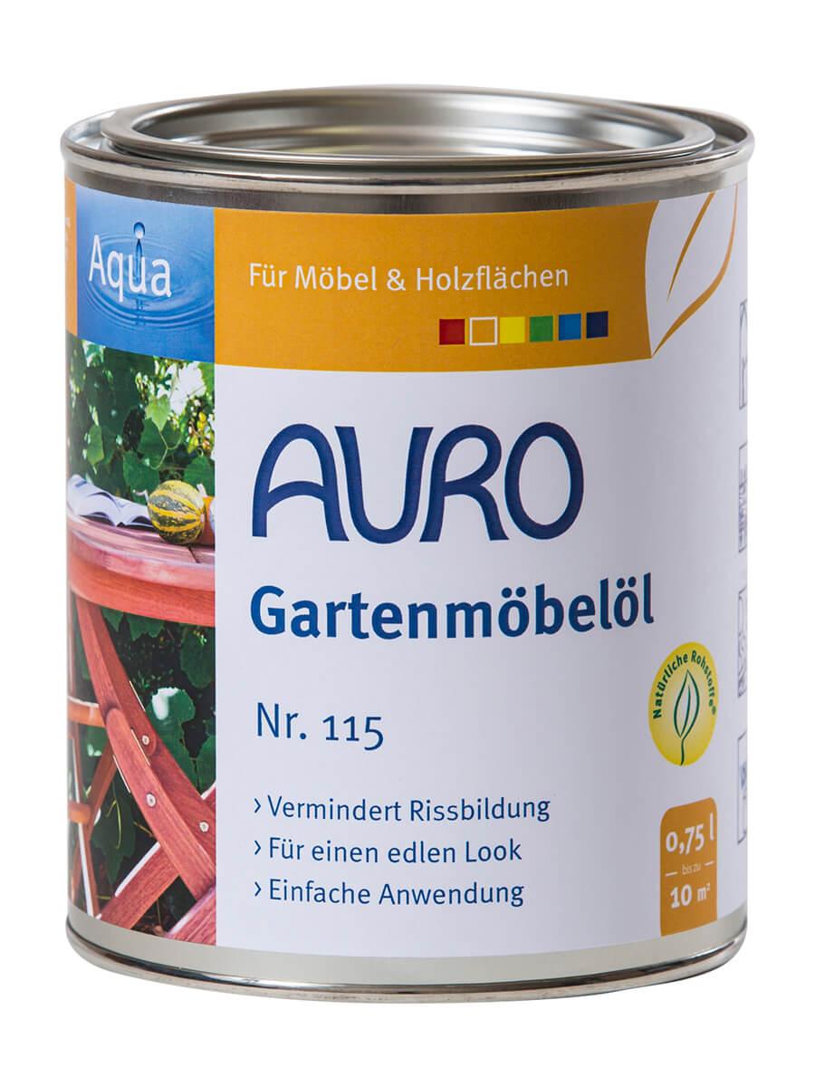 AURO Gartenmöbelöl ° Aqua