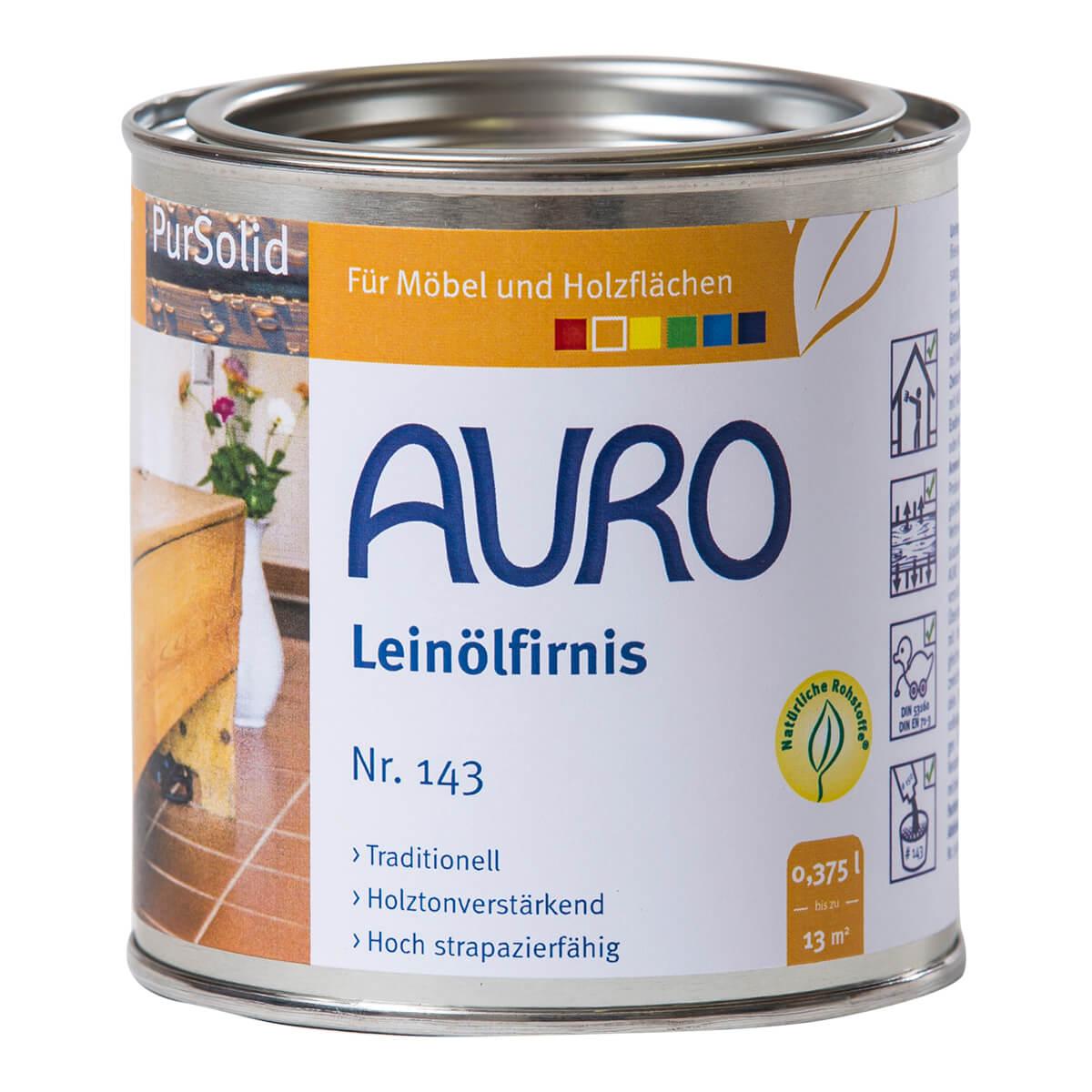 AURO Leinölfirnis