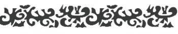 Storch Schablone (einschlägig) 25 13 13 Ethno