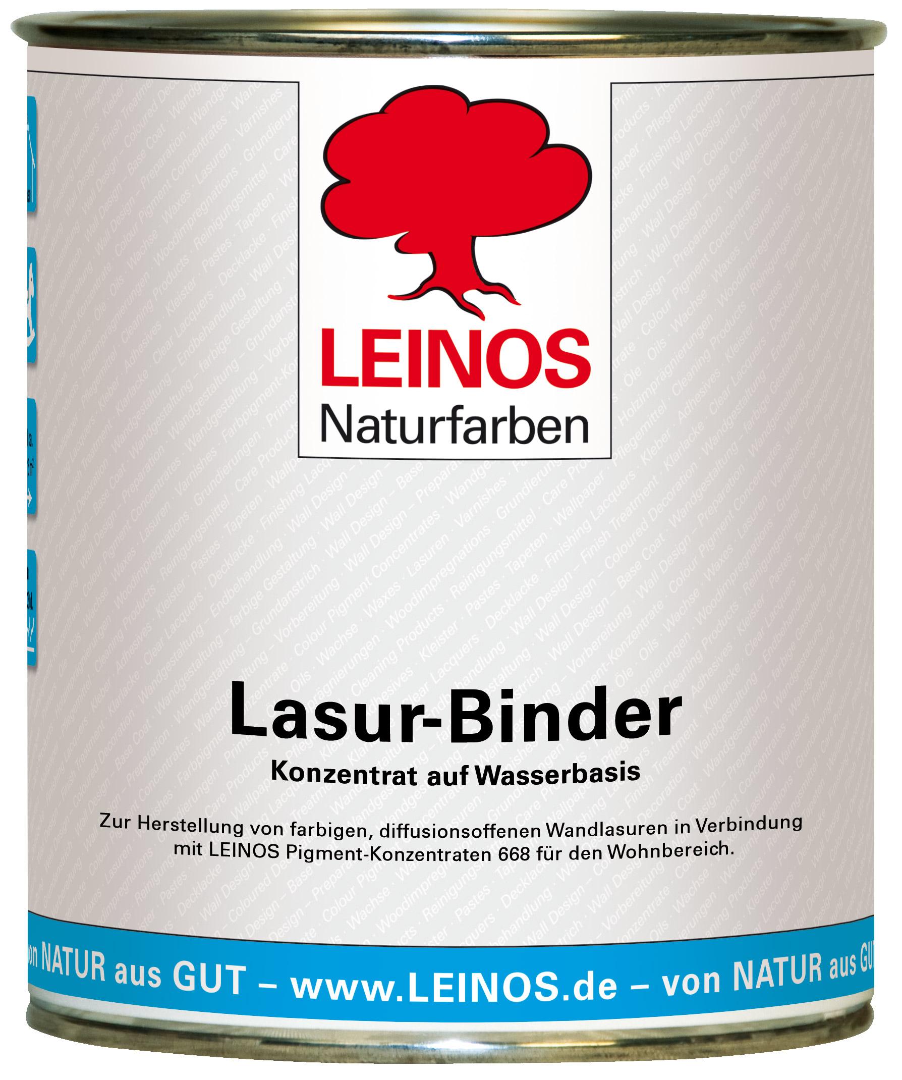 Leinos Lasur-Binder