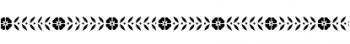 Storch Schablone (einschlägig) 25 19 04 Historismus