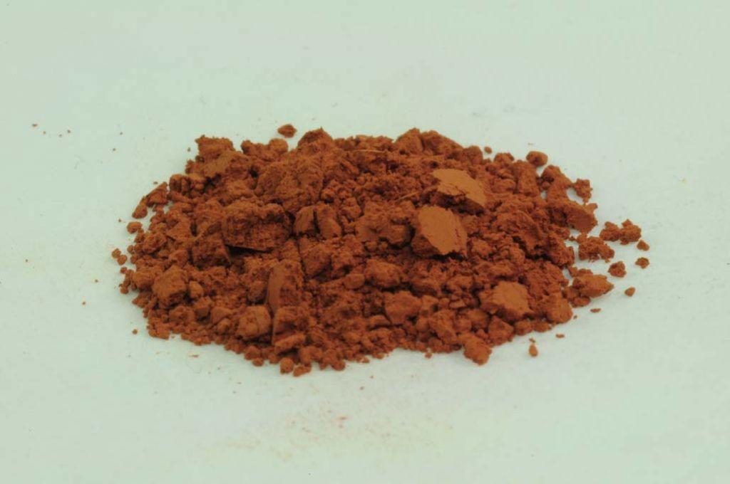 Kremer Erde Pigmente ° Burgunder Ocker rot