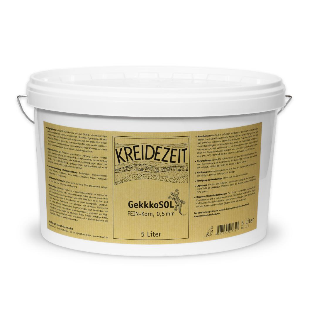 Kreidezeit GekkkoSOL ° FEIN-Korn 0,5 mm