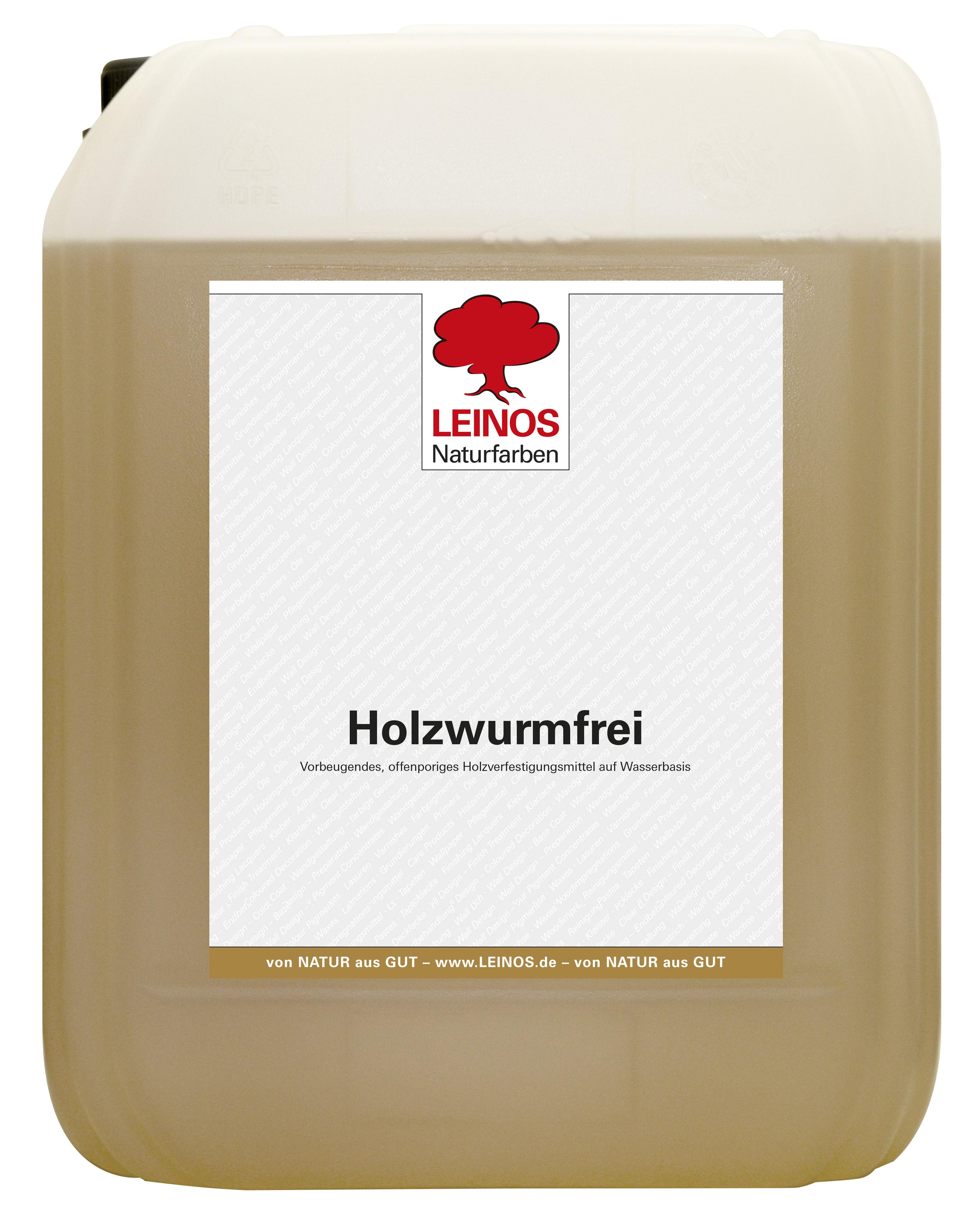 Leinos Holzwurmfrei