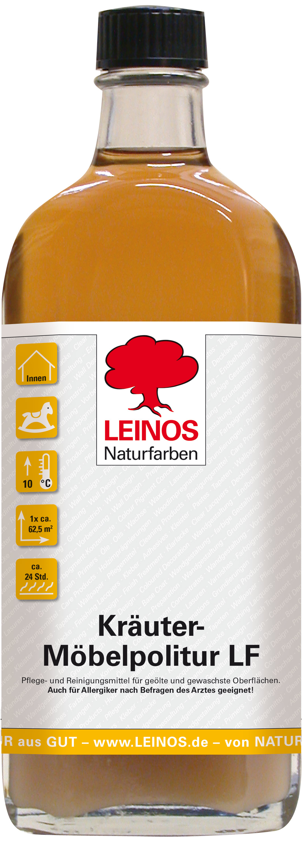 Leinos Kräuter-Möbelpolitur