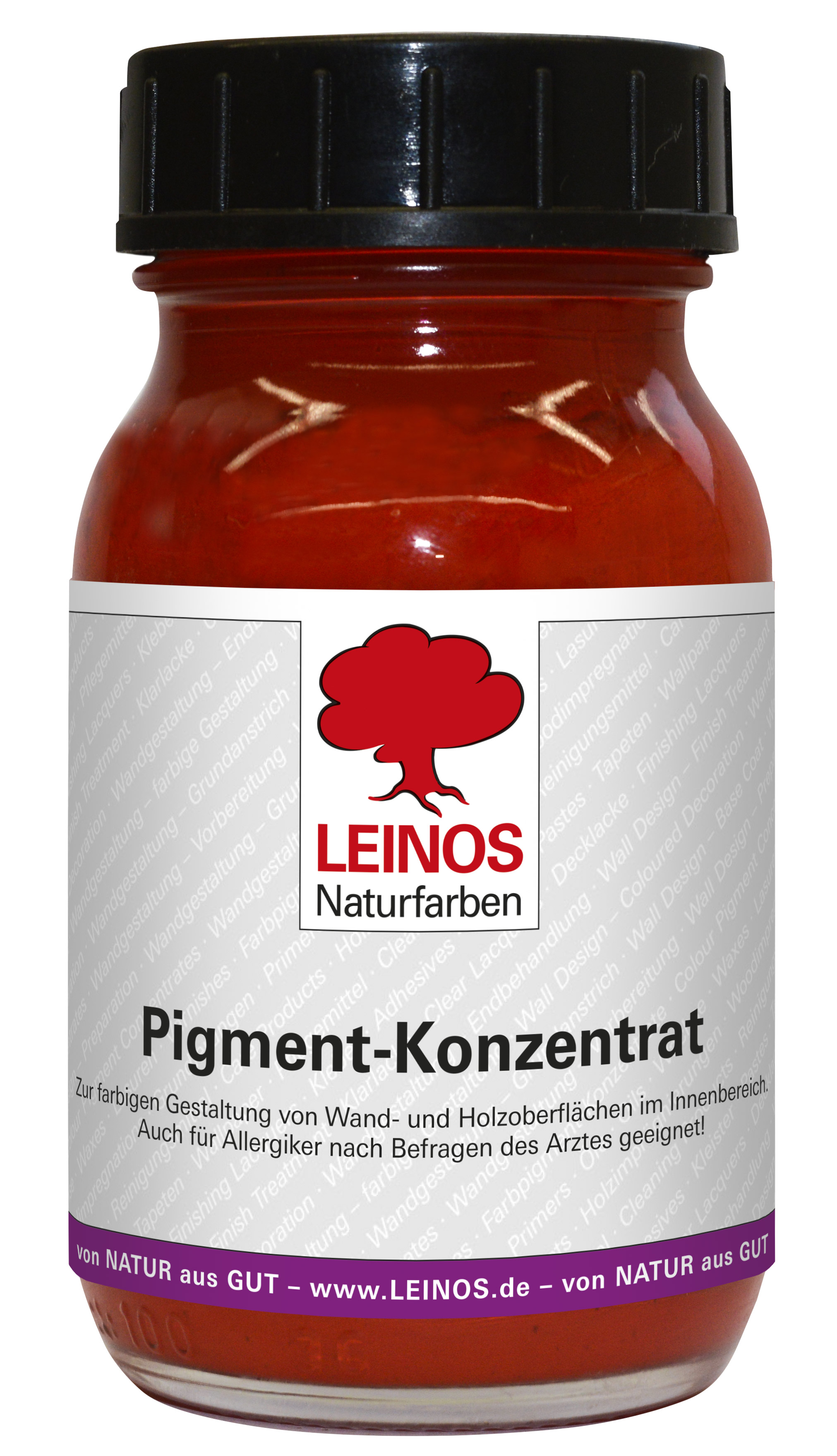Leinos Pigment-Konzentrat