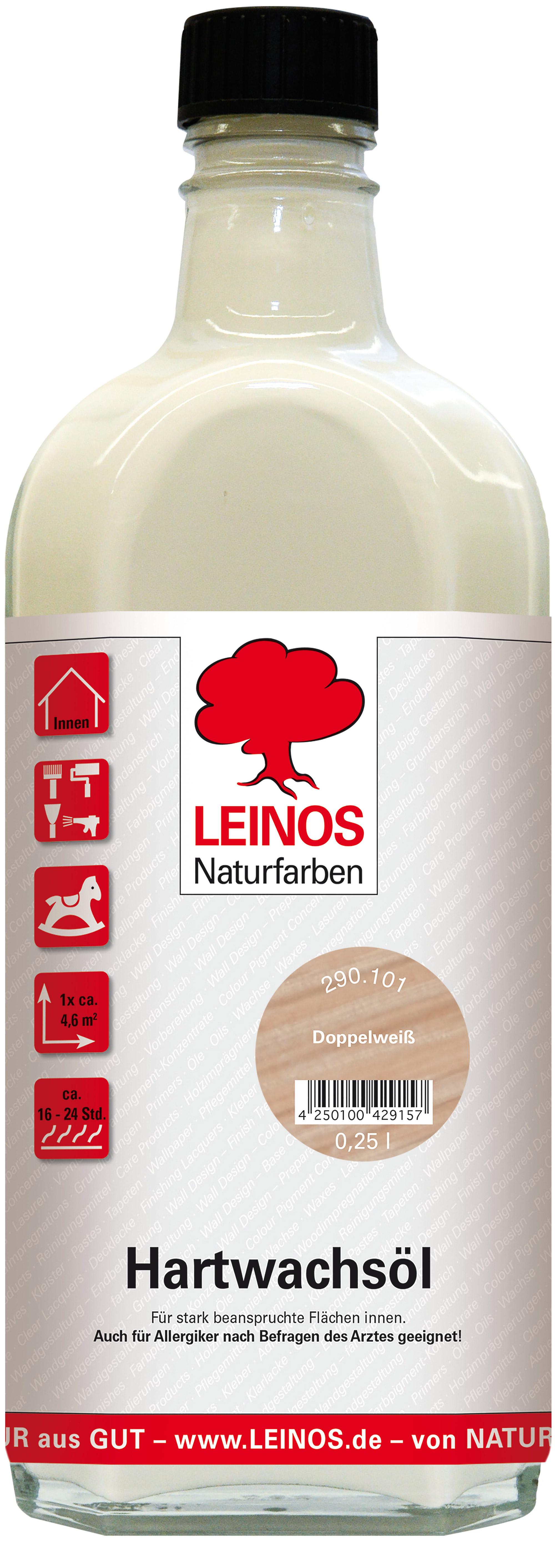 Leinos Hartwachsöl