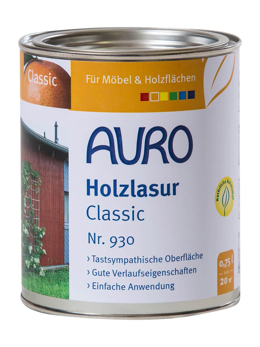 AURO Holzlasur ° Classic