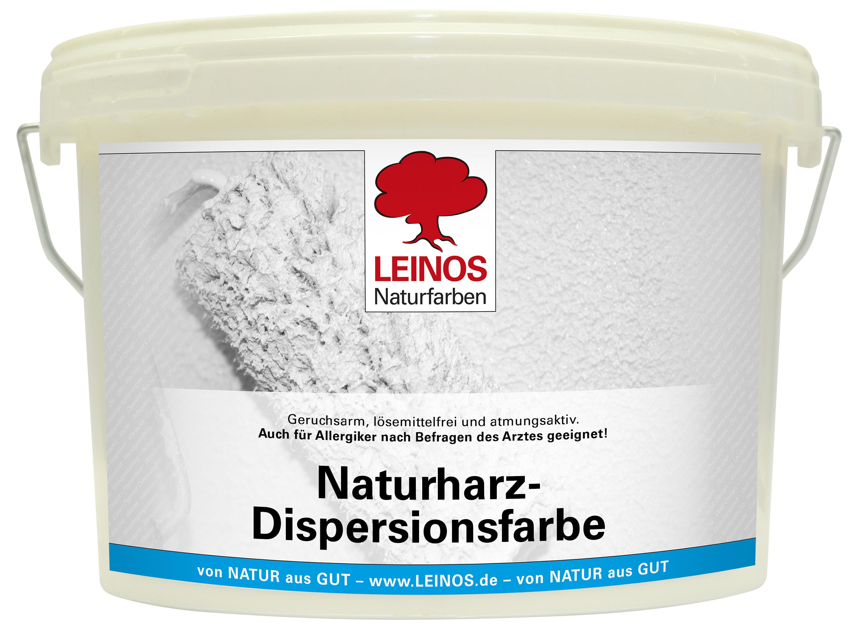 Leinos Naturharz-Dispersionsfarbe
