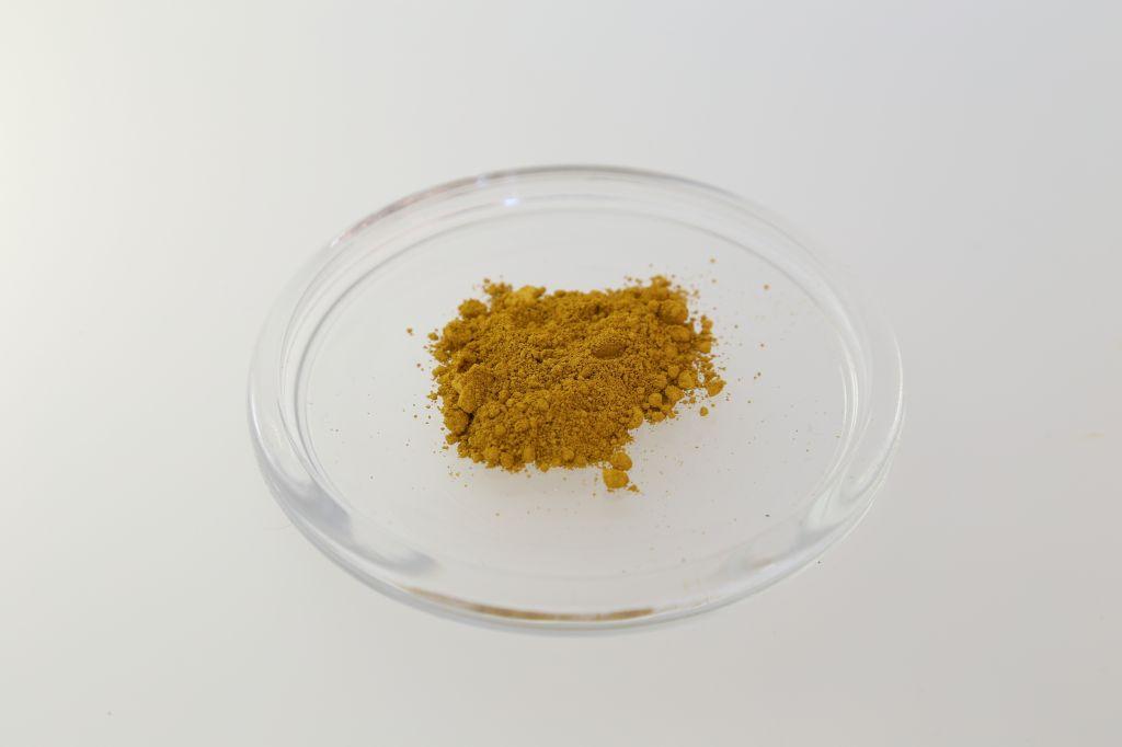Kremer Erde Pigmente ° Eisenoxidgelb, maisgelb