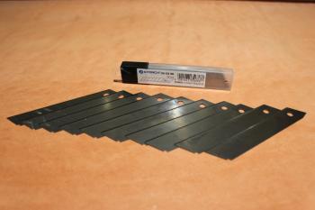 STORCH Abbrechklingen breit, 10 Stück im Spender, einfache Ausführung
