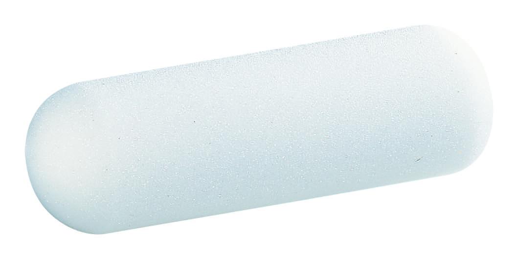 STORCH Schaumstoff-Lackierwalze Superfein, Außen-Ø 35mm. Beidseitig abgerundet.