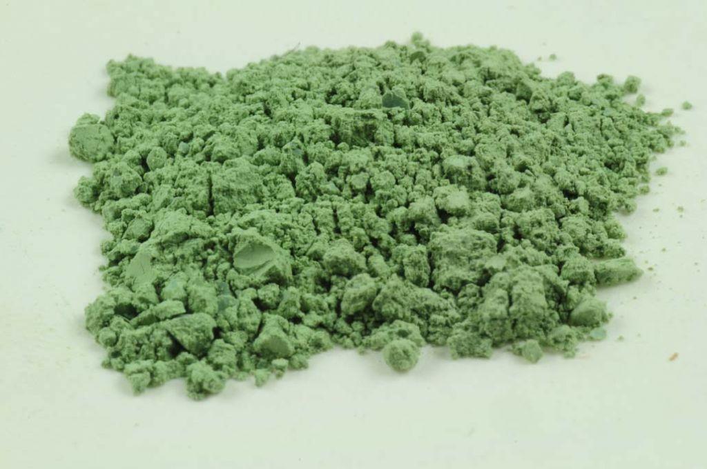 Kremer Erde Pigmente ° Böhmische Grüne Erde