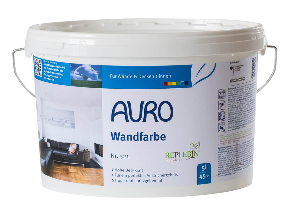 AURO Wandfarbe