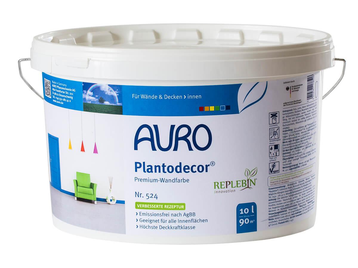 AURO Plantodecor Premium-Wandfarbe