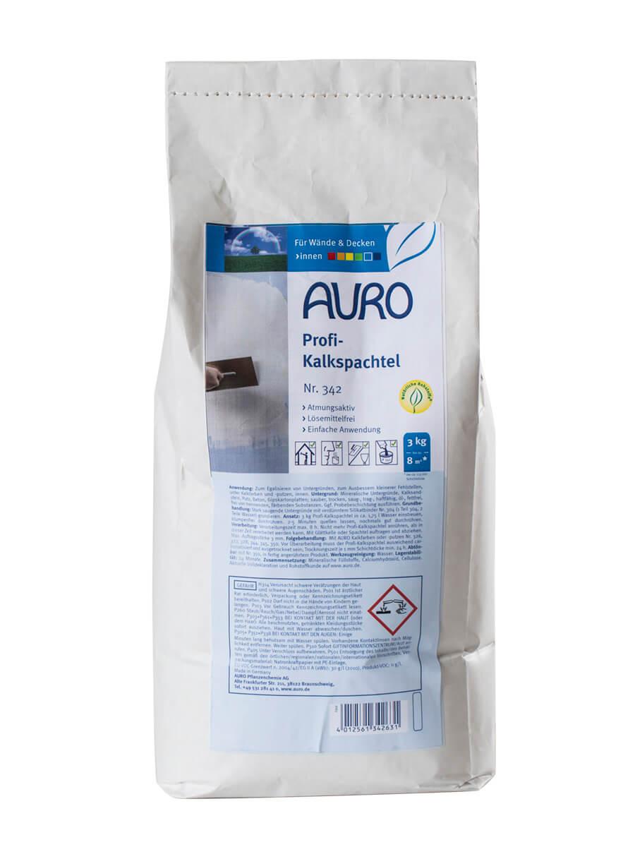 AURO Profi-Kalkspachtel