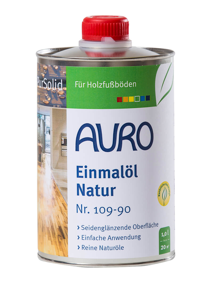 AURO Einmalöl und Einmalöl-Natur