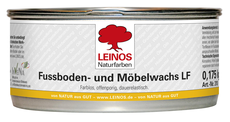 Leinos Fußboden- & Möbelwachs ° LF