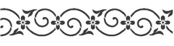Storch Schablone (einschlägig) 25 17 01 Nostalgisch