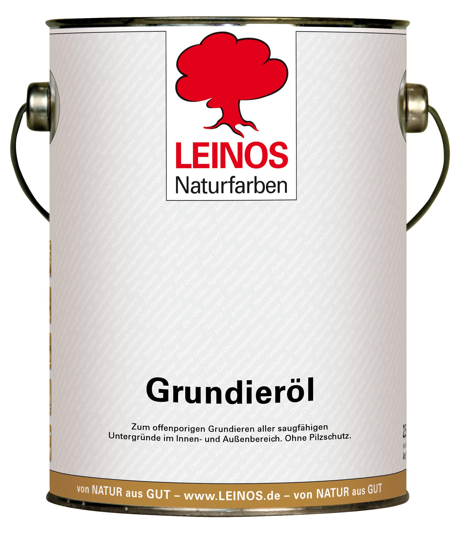 Leinos Grundieröl