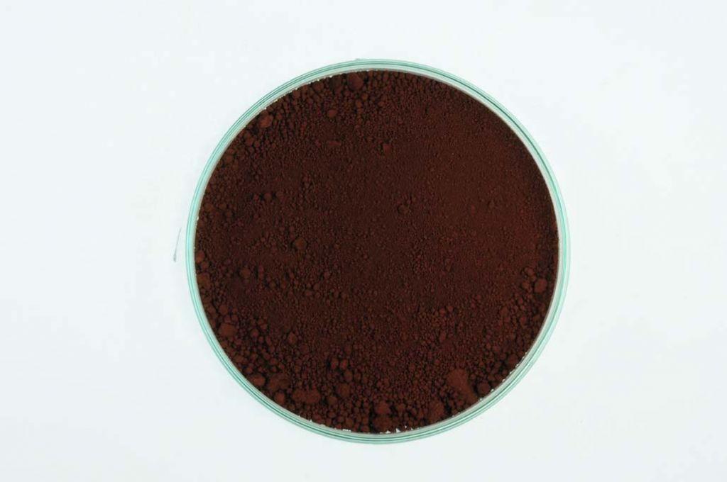 Kremer Erde Pigmente ° Eisenoxidbraun 660, dunkel