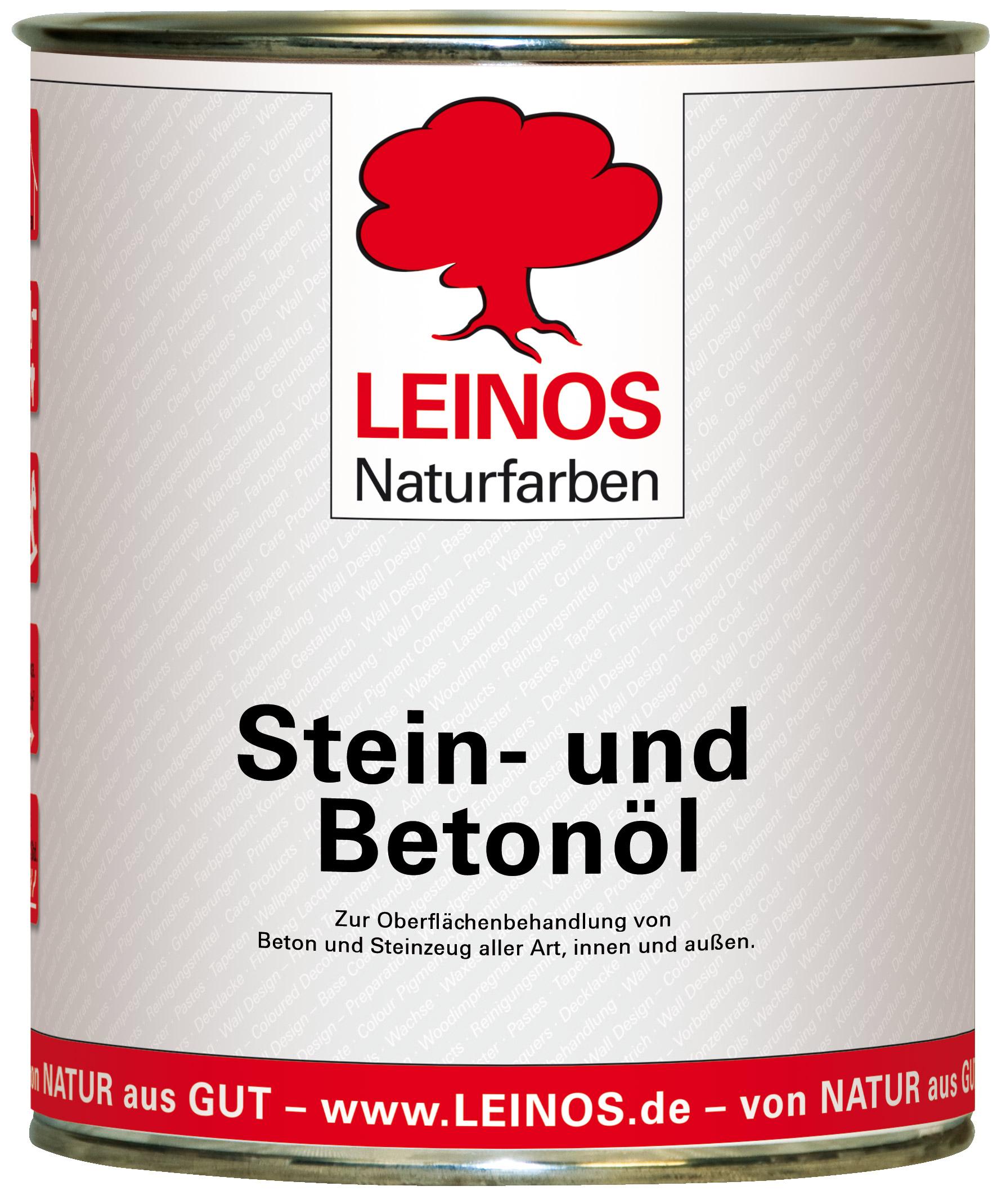 Leinos Stein- & Betonöl