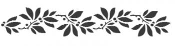 Storch Schablone (einschlägig) 25 12 09 Floral