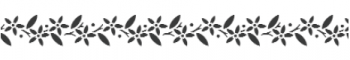 Storch Schablone (einschlägig) 25 12 11 Floral