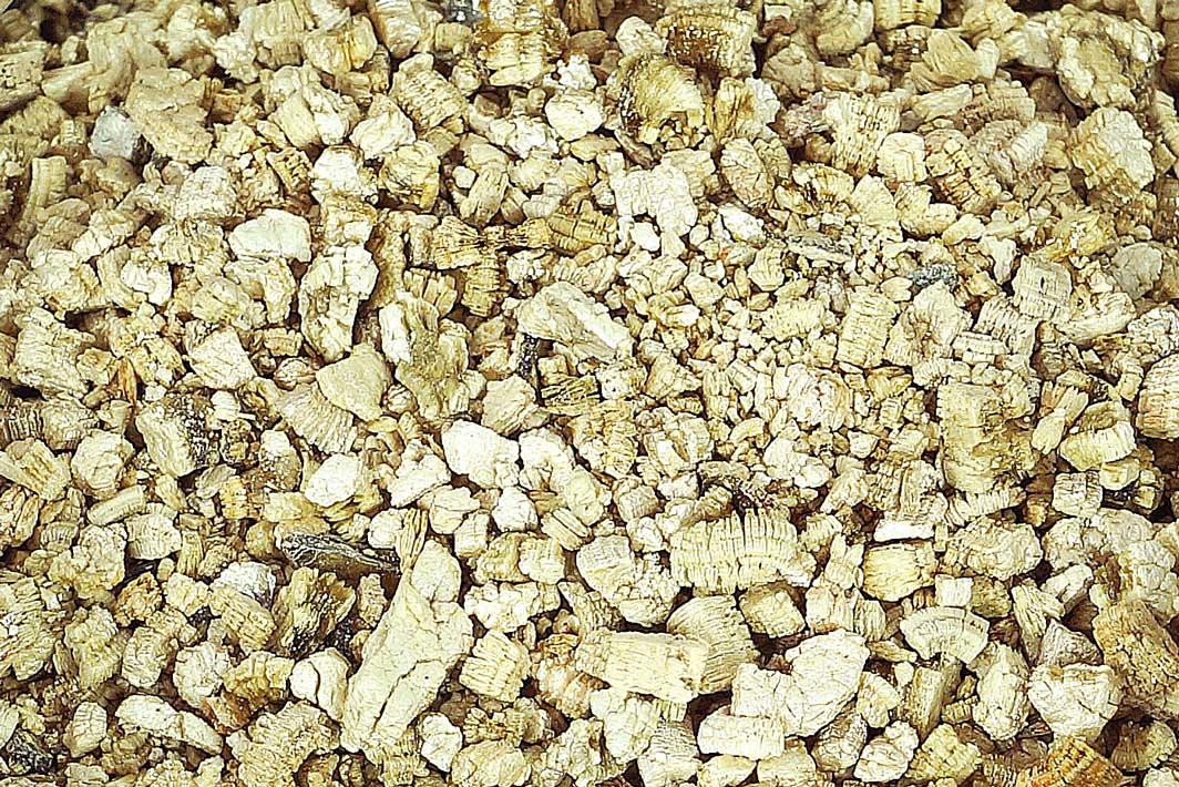 Kreidezeit Vermiculite