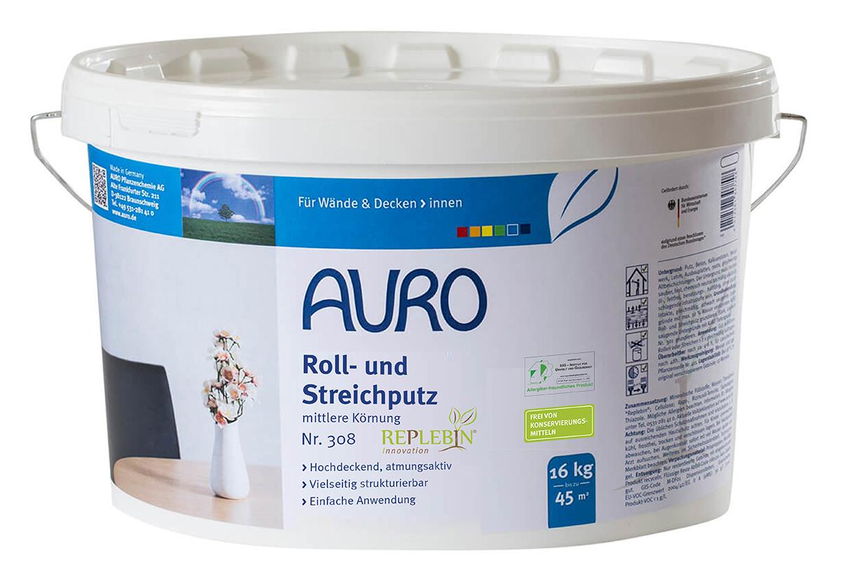 AURO Roll- und Streichputz