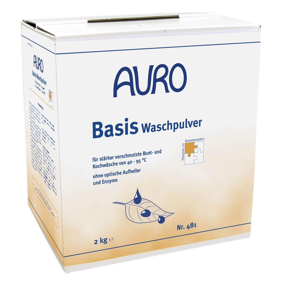 AURO Basis-Waschpulver