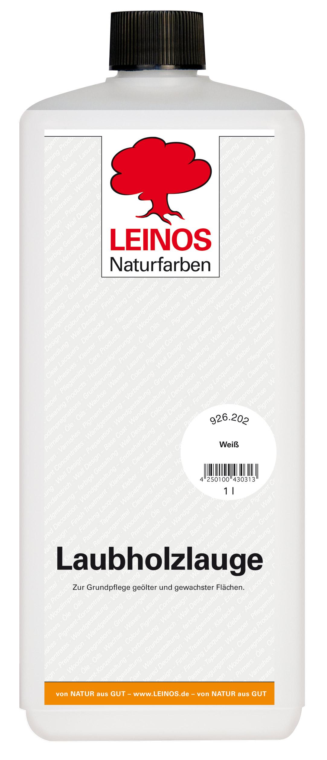Leinos Laubholzlauge