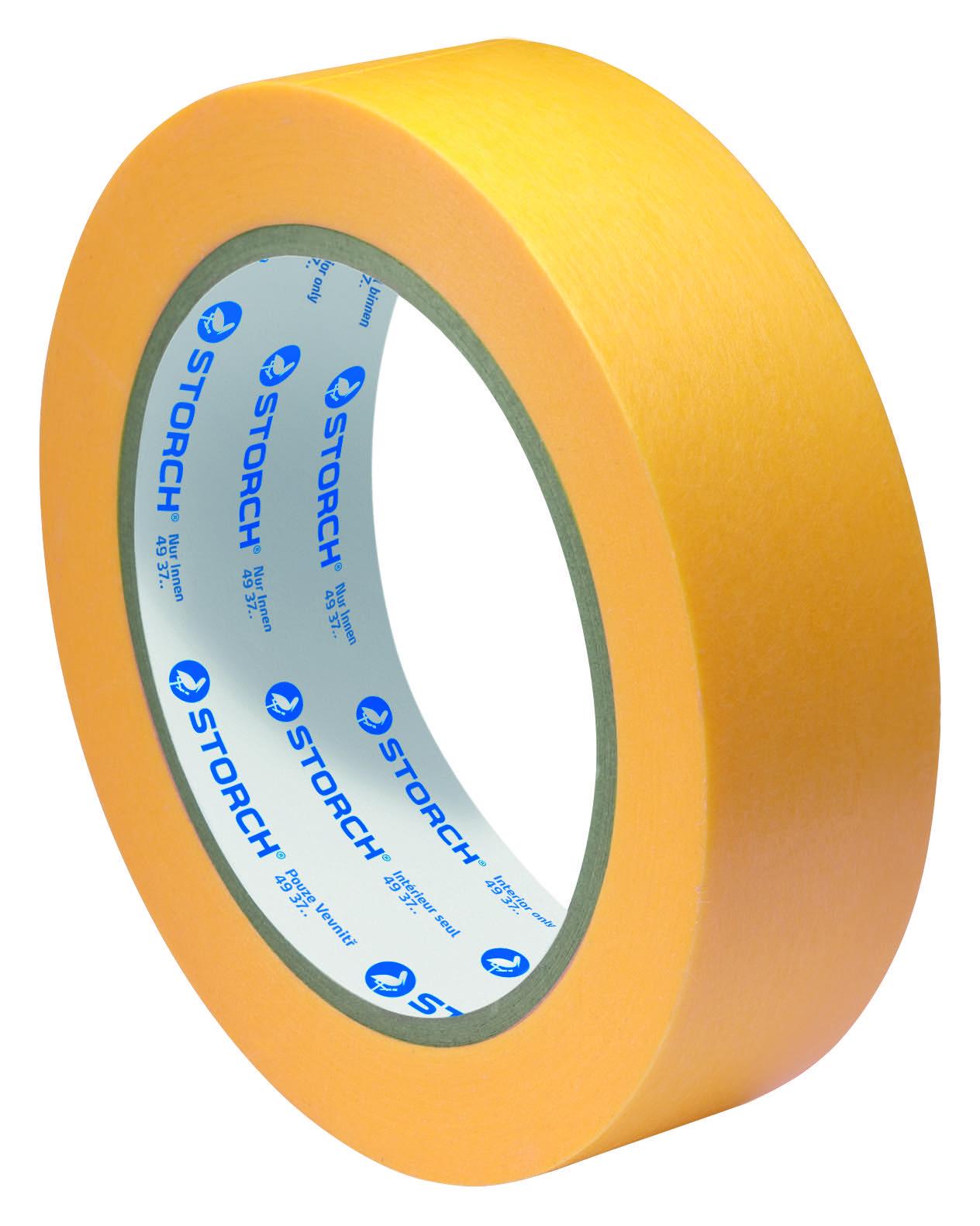 STORCH EASYpaper Das Goldene Papierklebeband für Farben und Lacke (Innen) -Spezial- 19mm / 50m