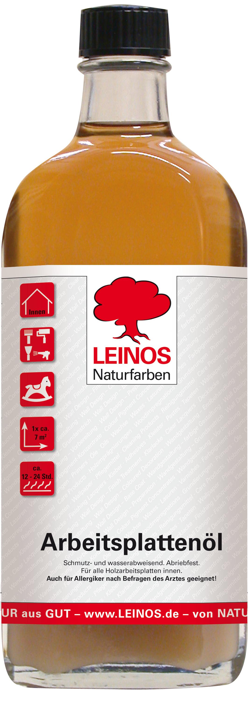 Leinos Arbeitsplattenöl