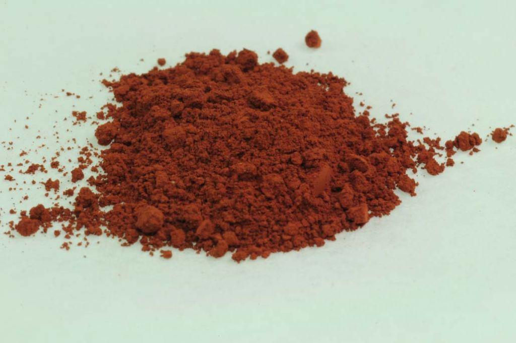 Kremer Erde Pigmente ° Burgunder Ocker rot dunkel