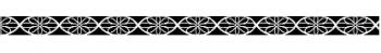 Storch Schablone (einschlägig) 25 19 10 Historismus