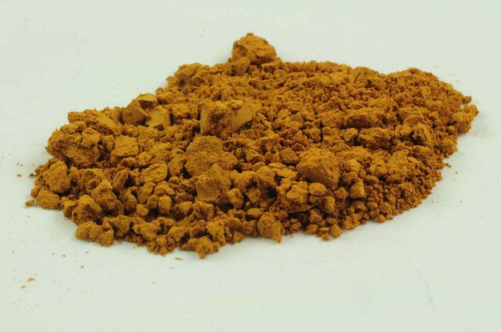 Kremer Erde Pigmente ° Amberger Gelb