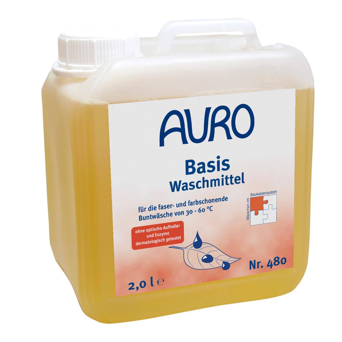 AURO Basis-Waschmittel
