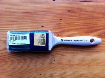STORCH AquaTop Profi Flachpinsel 50mm f. Aqua-Lasuren & -lacke