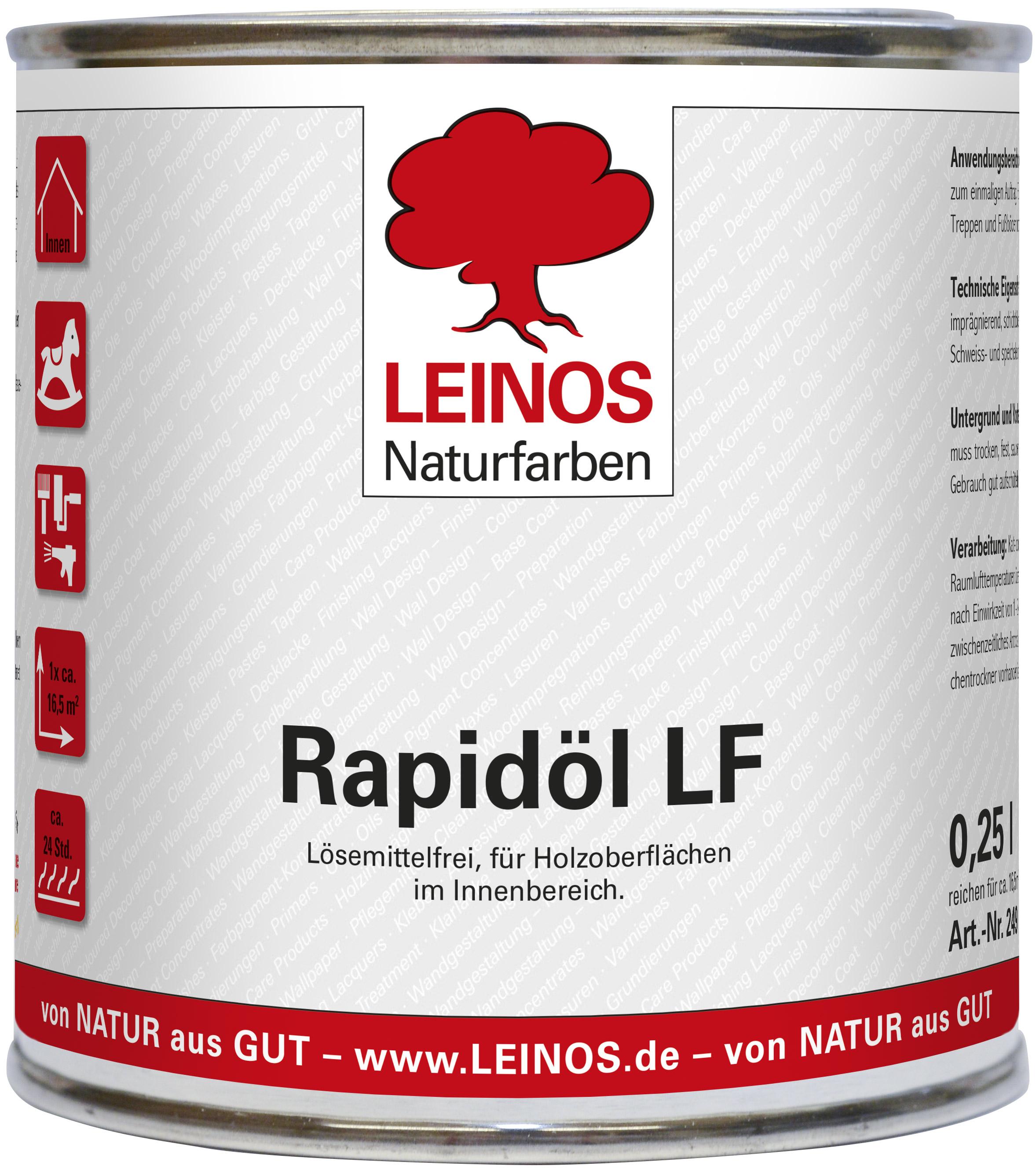 Leinos Rapidöl ° LF