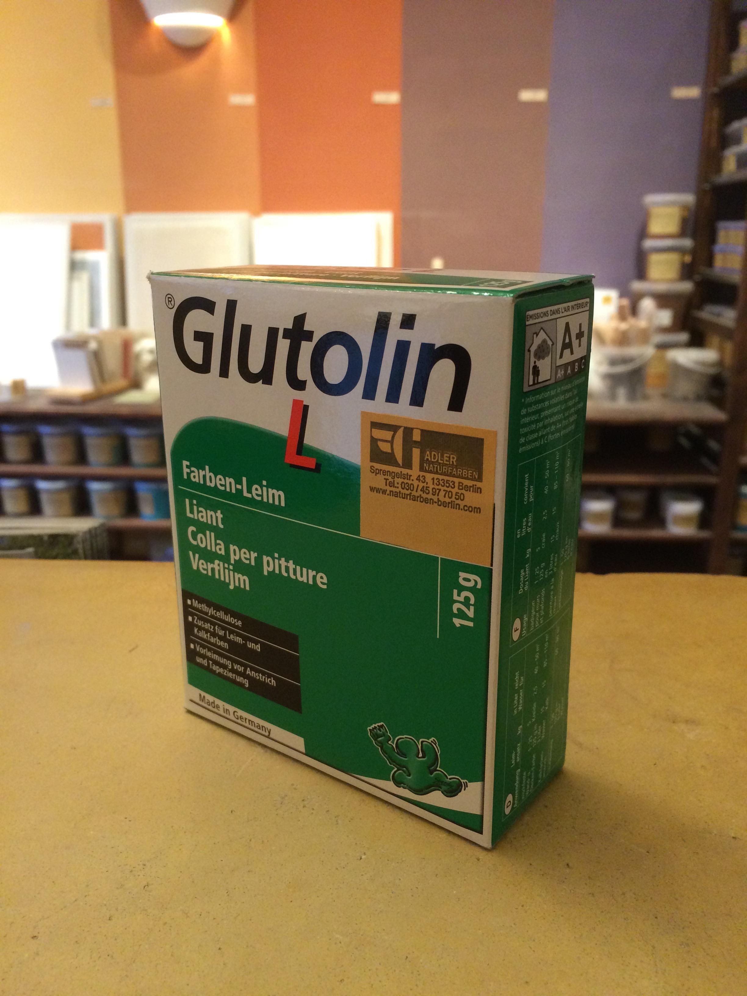 Glutolin L Farbenleim